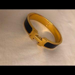 Hermes cuff bracelet